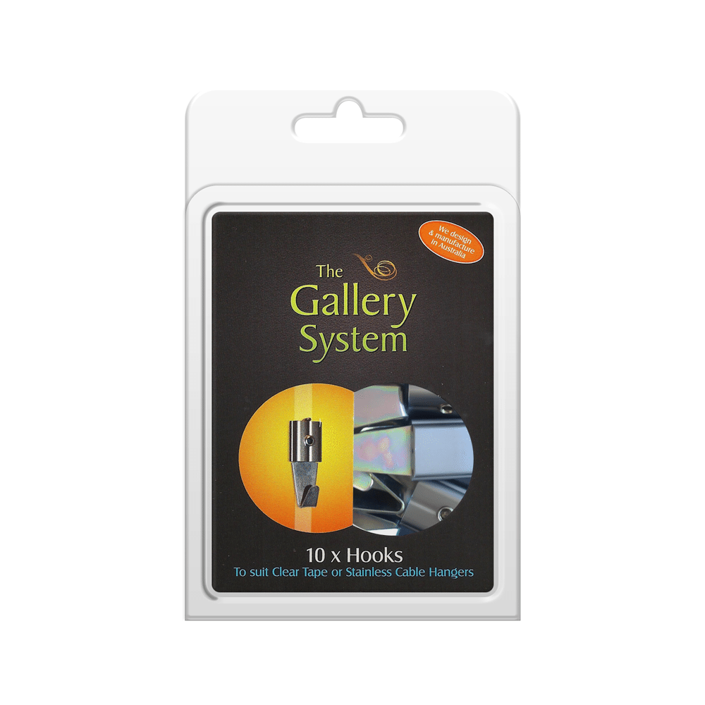 The Gallery System Hooks – Pack Shot