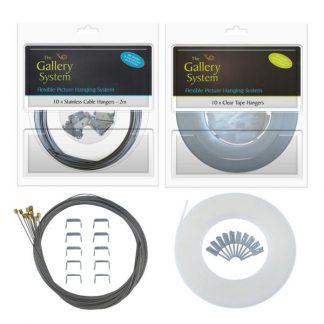Gallery System Droppers